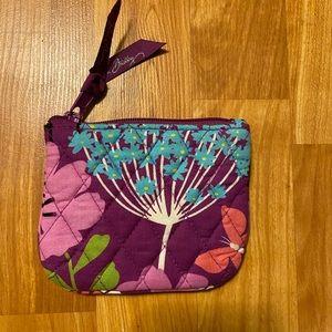 Vera Bradley crossbody bag and coin purse